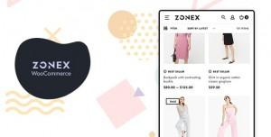 ZONEX V1.0.9 - FASHION WOOCOMMERCE WORDPRESS THEME