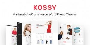 KOSSY V1.21 - MINIMALIST ECOMMERCE WORDPRESS THEME