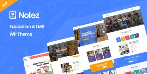 NOLEZ V1.0 - EDUCATION WORDPRESS THEME