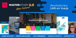 MASTERSTUDY V3.6.0 - EDUCATION CENTER WORDPRESS THEME