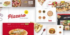 PIZZARO V1.3.3 - FAST FOOD & RESTAURANT WOOCOMMERCE THEME