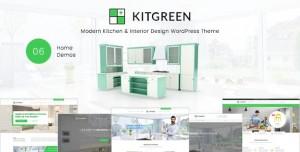 KITGREEN V1.5.4 - MODERN KITCHEN & INTERIOR DESIGN