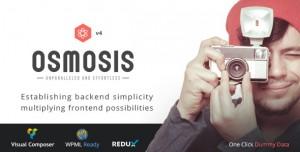 OSMOSIS V4.2.2 - RESPONSIVE MULTI-PURPOSE THEME