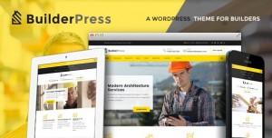 BUILDERPRESS V1.2.2 - WORDPRESS THEME FOR CONSTRUCTION