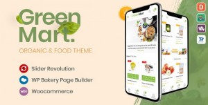 GREENMART V2.4.2 - ORGANIC & FOOD WOOCOMMERCE WORDPRESS THEME