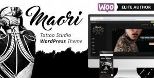 MAORI V1.3 - TATTOO STUDIO WORDPRESS THEME