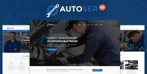 AUTOSER V1.0.8 - CAR REPAIR AND AUTO SERVICE THEME