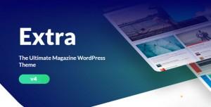 EXTRA V4.5 - ELEGANTTHEMES PREMIUM WORDPRESS THEME