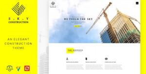 CONSTRUCTION V1.6 - RESPONSIVE CONSTRUCTION THEME