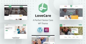LOVECARE V1.0 - SENIOR CARE WORDPRESS THEME
