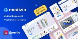 MEDIZIN V1.0.7 - MEDICAL ELEMENTOR WOOCOMMERCE THEME