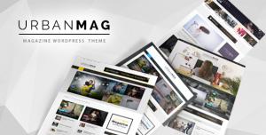 URBAN MAG V1.2.2 - NEWS & MAGAZINE WORDPRESS THEME