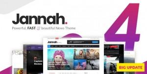 JANNAH NEWS V4.7.0 - NEWSPAPER MAGAZINE NEWS AMP BUDDYPRESS