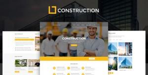 CONSTRUCTION V1.0.9.4 - BUSINESS & BUILDING COMPANY THEME