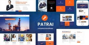 PATRAI INDUSTRY V1.5 - INDUSTRIAL WORDPRESS