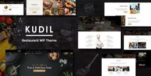 KUDIL V1.8 - CAFE, RESTAURANT WORDPRESS THEME