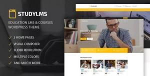 STUDYLMS V1.15 - EDUCATION LMS & COURSES THEME