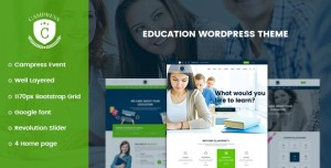 CAMPRESS V1.14 - RESPONSIVE EDUCATION, COURSES AND EVENTS