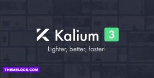 KALIUM V3.0.5 - CREATIVE THEME FOR PROFESSIONALS