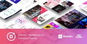 DRAVEN V1.1.7 - MULTIPURPOSE CREATIVE THEME