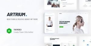 ARTRIUM V1.0.2 - CREATIVE AGENCY & WEB STUDIO THEME
