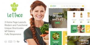 LETTUCE V1.1 - ORGANIC FOOD & ECO PRODUCTS THEME