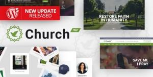 CHURCHWP V1.9.3 - A CONTEMPORARY WORDPRESS THEME FOR CHURCHES