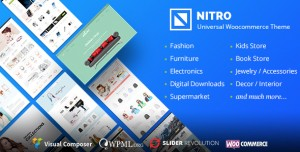 NITRO V1.7.8 - UNIVERSAL WOOCOMMERCE THEME