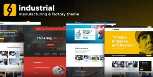 INDUSTRIAL V1.3.6 - CORPORATE, INDUSTRY & FACTORY