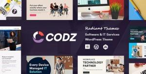 CODZ V1.0.3 - SOFTWARE & IT SERVICES THEME