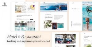 KASTEL V1.0.1 - HOTEL & RESTAURANT WORDPRESS THEME