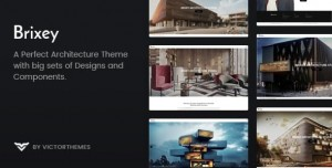 BRIXEY V1.7.1 - RESPONSIVE ARCHITECTURE WORDPRESS THEME