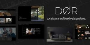DOR V2.0 - MODERN ARCHITECTURE AND INTERIOR DESIGN THEME