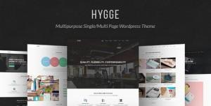 HYGGE V1.0.11 - MULTIPURPOSE SINGLE/MULTI PAGE WP THEME