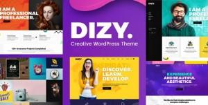 DIZY V1.1.3 - CREATIVE PORTFOLIO THEME