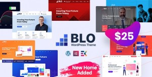 BLO V1.9 - CORPORATE BUSINESS WORDPRESS THEME