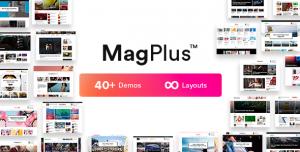 MAGPLUS V6.1 - BLOG & MAGAZINE WORDPRESS THEME