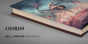 ODRIN V1.3 - BOOK SELLING WORDPRESS THEME FOR WRITERS