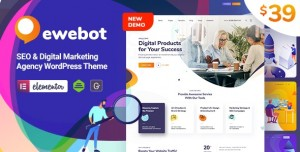 EWEBOT V2.0.6 - SEO DIGITAL MARKETING AGENCY