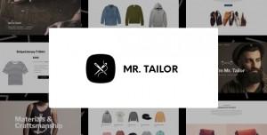MR. TAILOR V3.0.4 - RESPONSIVE WOOCOMMERCE THEME