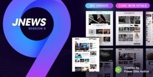 JNEWS V9.0.2 - WORDPRESS NEWSPAPER MAGAZINE BLOG AMP