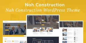 NAH V1.1.5 - CONSTRUCTION, BUILDING BUSINESS THEME