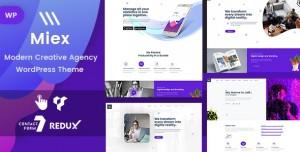 MIEX V1.0 - CREATIVE AGENCY WORDPRESS