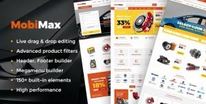MOBIMAX V4.3 - AUTO PARTS WORDPRESS THEME + WOOCOMMERCE SHOP