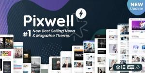PIXWELL V7.2 - MODERN MAGAZINE