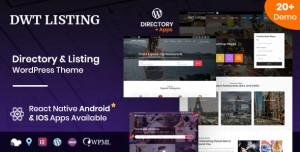 DWT V3.1.9 - DIRECTORY & LISTING WORDPRESS THEME