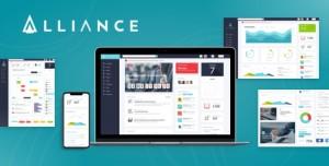 ALLIANCE V2.4.8 - INTRANET & EXTRANET WORDPRESS THEME