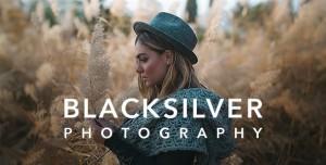 BLACKSILVER V8.6.9 - PHOTOGRAPHY THEME FOR WORDPRESS