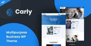 CARLY V1.0 - MULTIPURPOSE BUSINESS WORDPRESS THEME