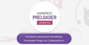 Wordpress Preloader Unlimited v4.1